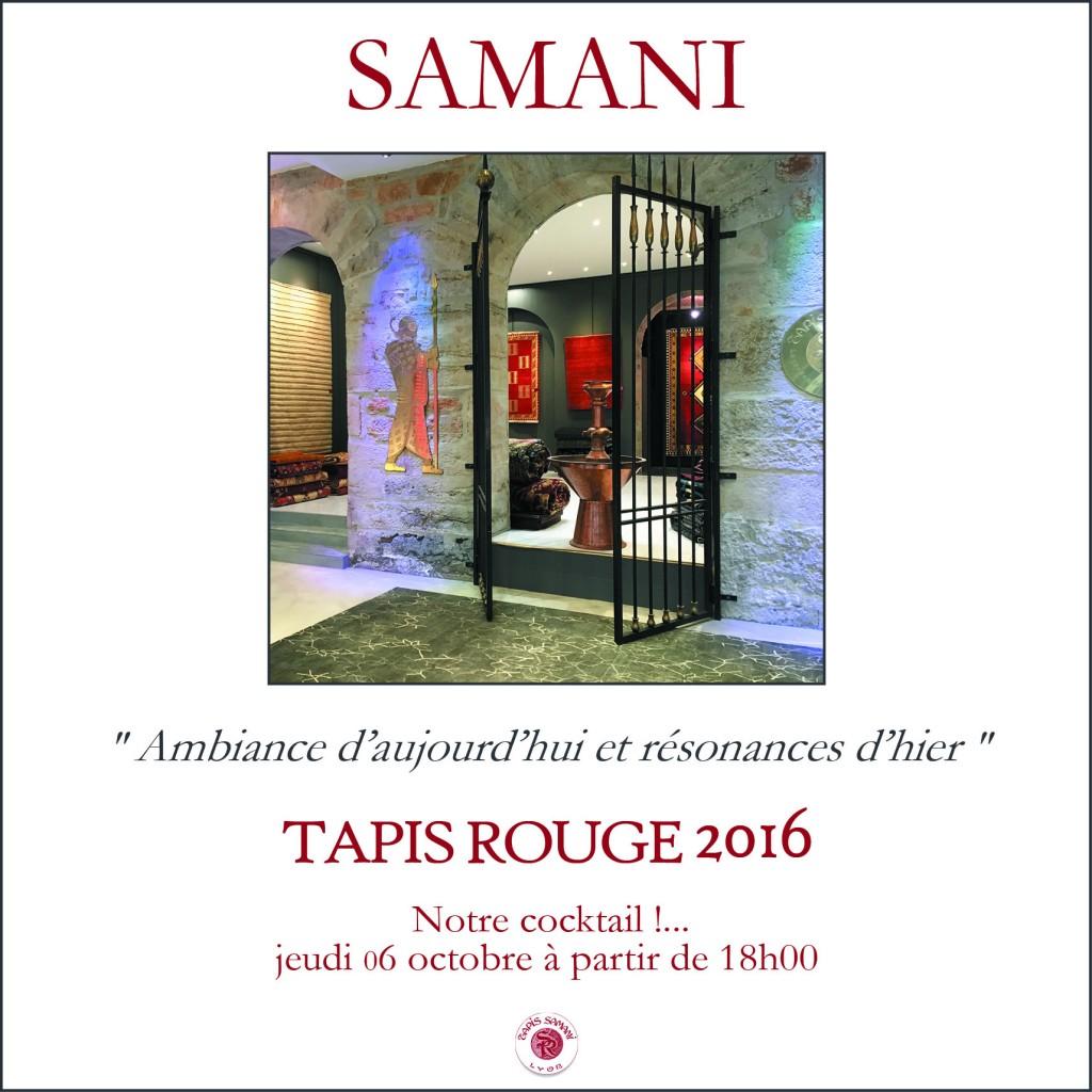 Tapis Rouge 2016